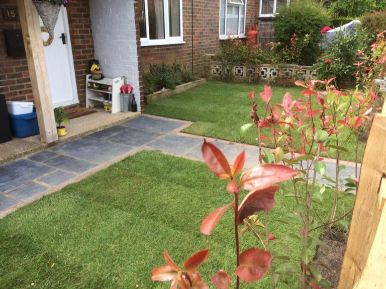 Landscaping Projects Eastbourne